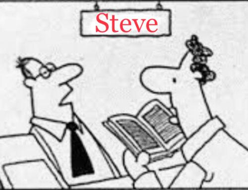 """"""" I Comandamenti del Gigolo II° Steve """""""